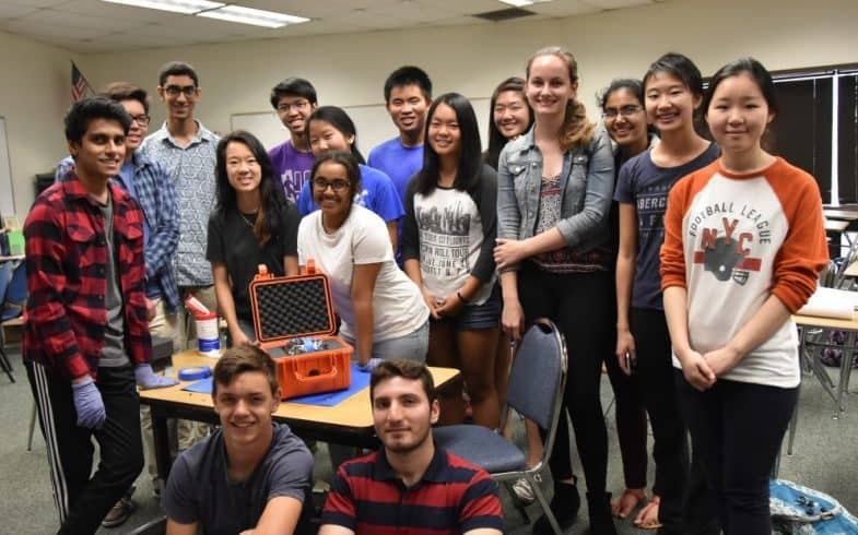 Irvine CubeSat Stem Program set for launch in fall 2017