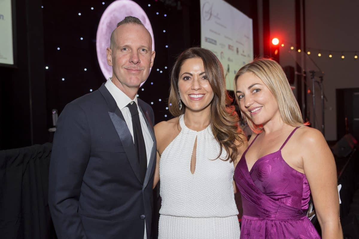 IPSF RAISES OVER $780,000 AT ANNUAL GALA