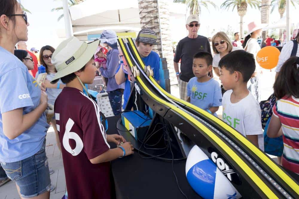 IPSF RAISES OVER $57,000 FOR IRVINE SCHOOLS AT ITS BIRTHDAY BASH & STEAM CARNIVAL!