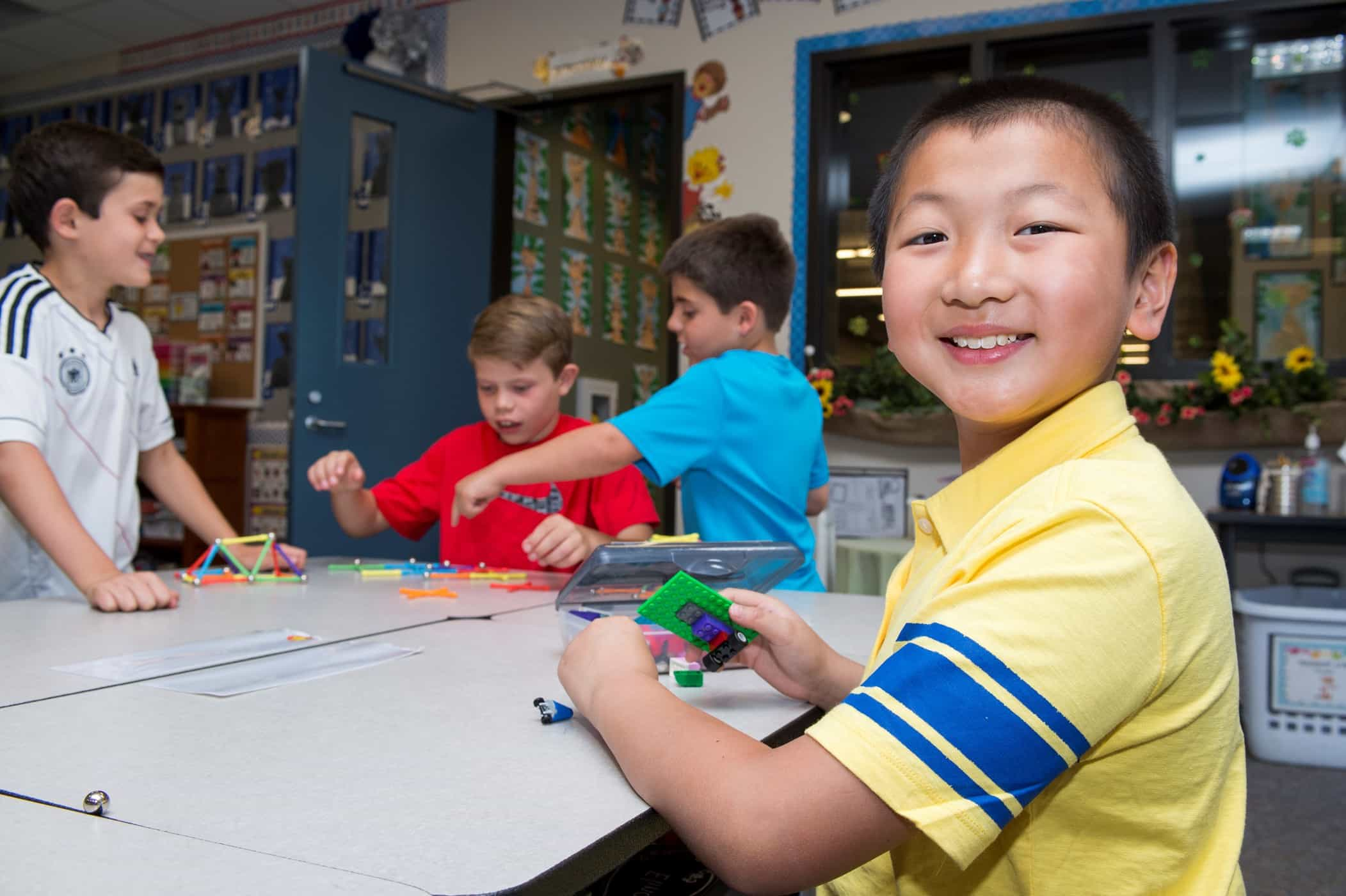 SMALLER LEARNING GROUPS MAKE A BIG IMPACT