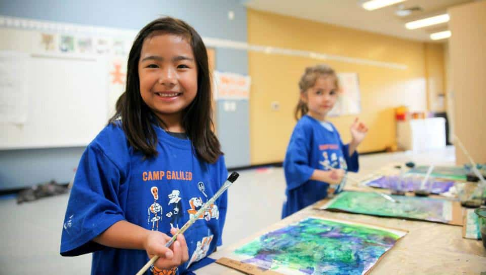 JOIN THE FUN AT CAMP GALILEO PRESENTED BY IPSF