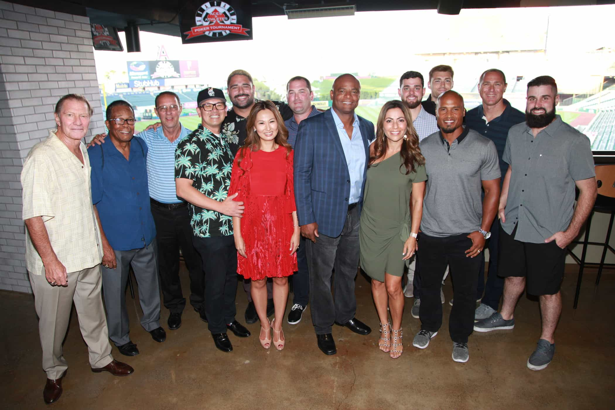 PROFESSIONAL ATHLETES HELP RAISE OVER $50,000 FOR IRVINE SCHOOLS