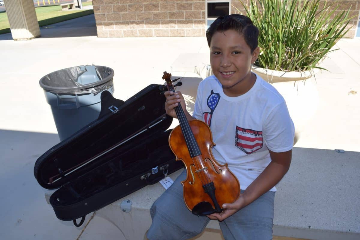 INSTRUMENT RENTAL DAY – Traditional Calendar Schools