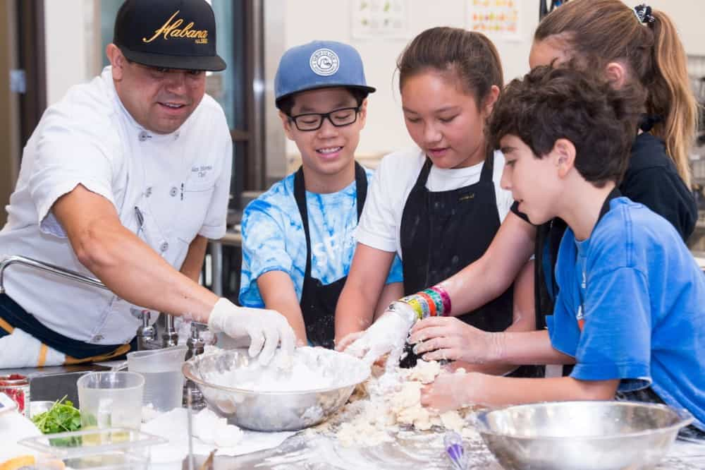 Habana Restaurant Visits IPSF Summer Culinary Camps