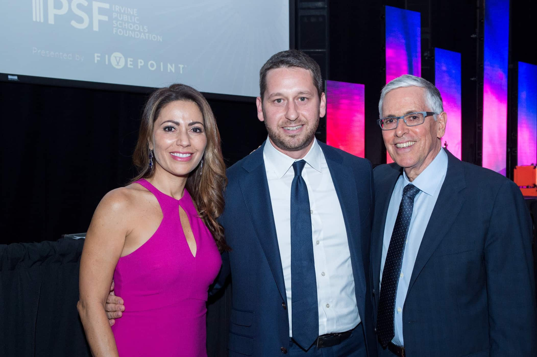 IRVINE COMMUNITY UNITES IN SUPPORT OF EDUCATIONAL EXCELLENCE
