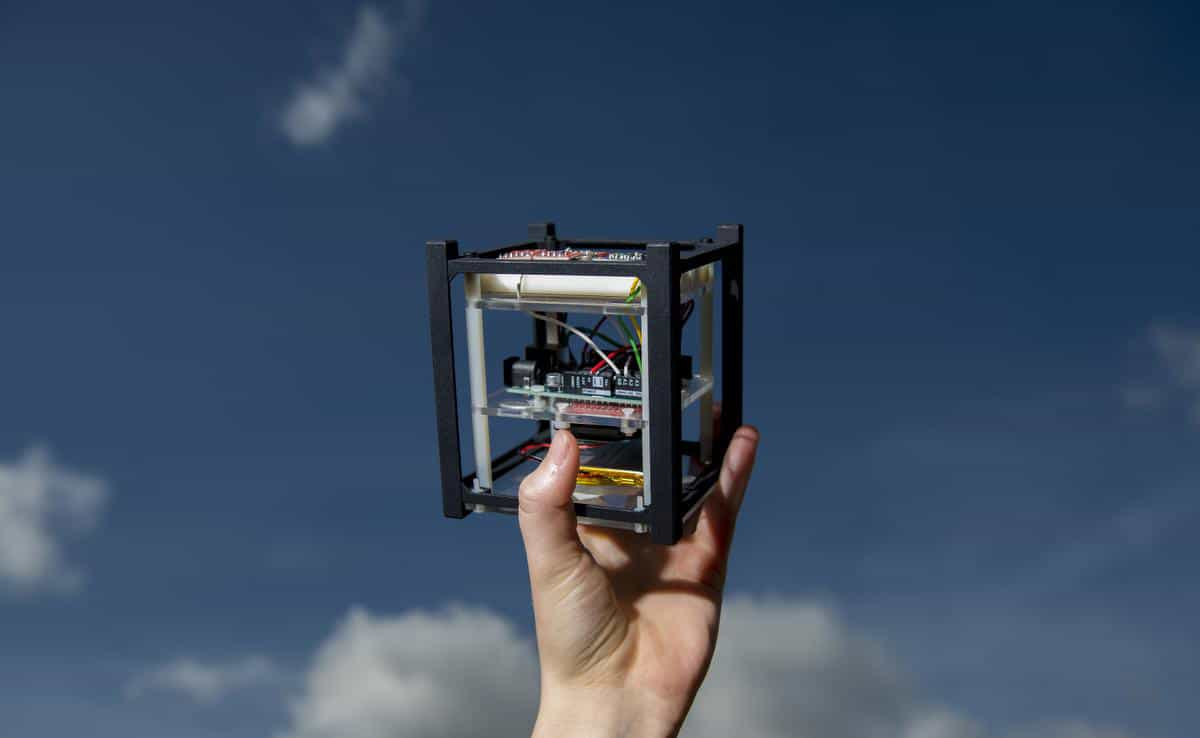 NASA SELECTS IRVINE03 CUBESAT FOR LAUNCH MISSION