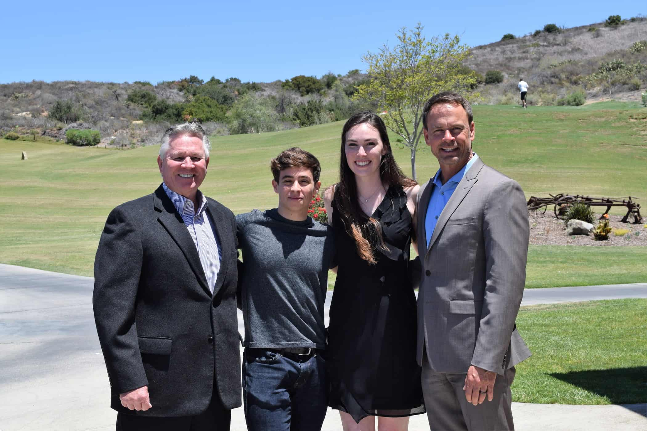 IPSF AWARDS SCHOLARSHIPS TO THREE IRVINE STUDENTS