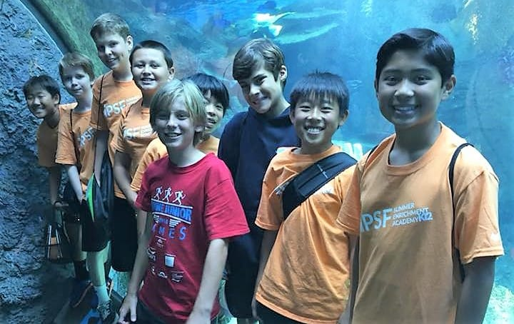 OCEANS CLASS BRINGS MARINE SCIENCE TO LIFE!