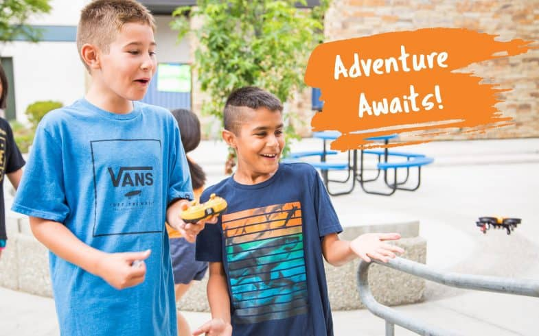 Adventure Awaits at IPSF Summer Enrichment Academy!