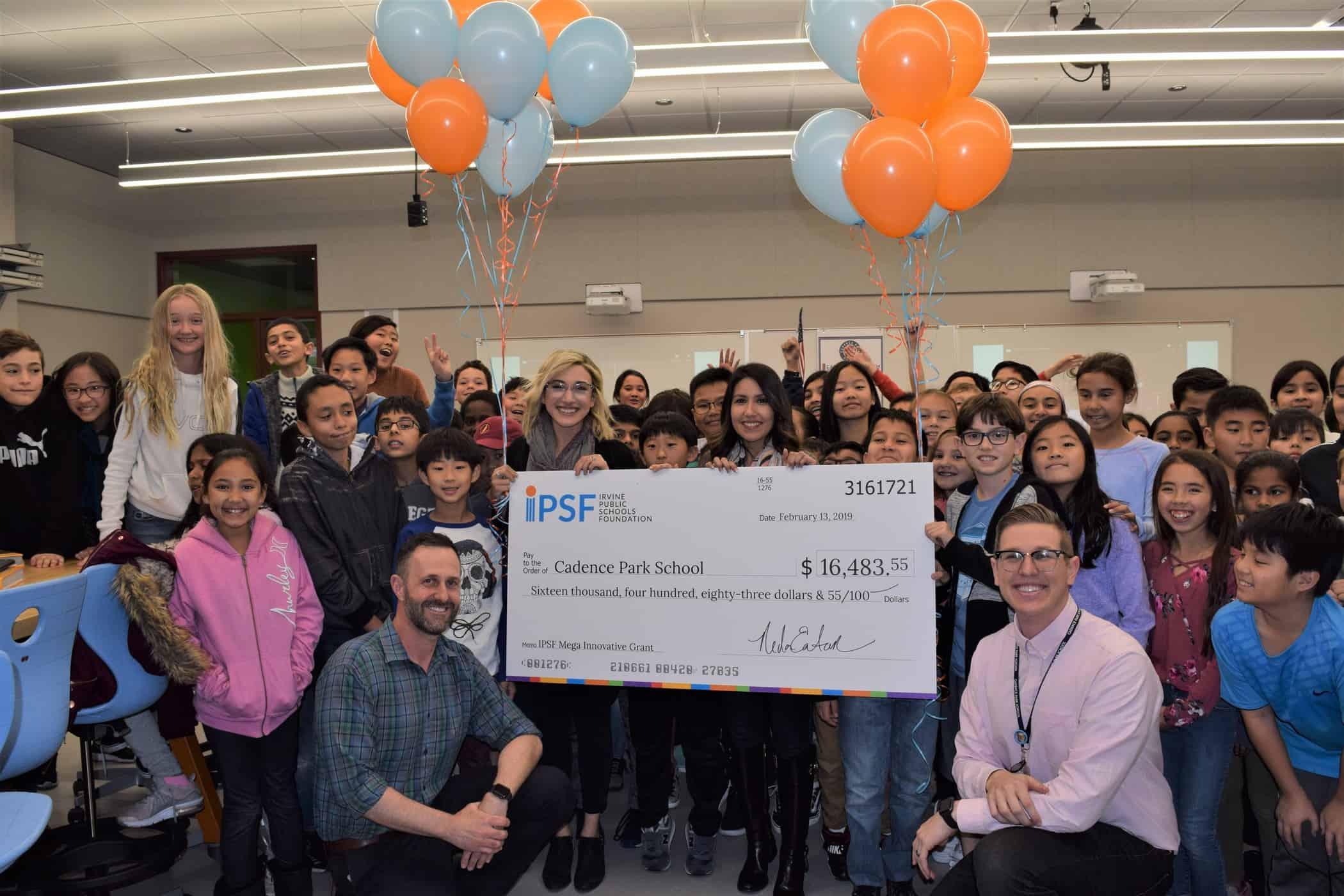 IPSF AWARDS $200,000 IN INNOVATIVE GRANTS | IPSF