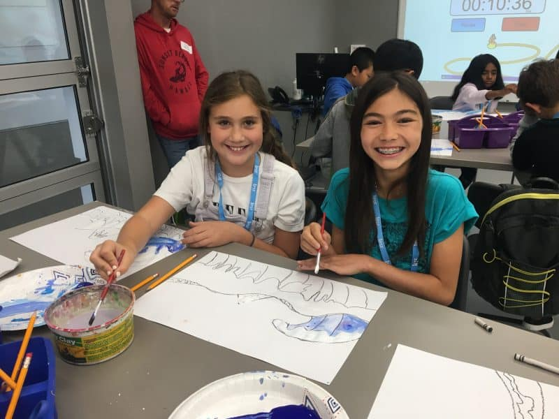 NEW K-8 ACADEMY PROGRAM OFFERS VARIETY