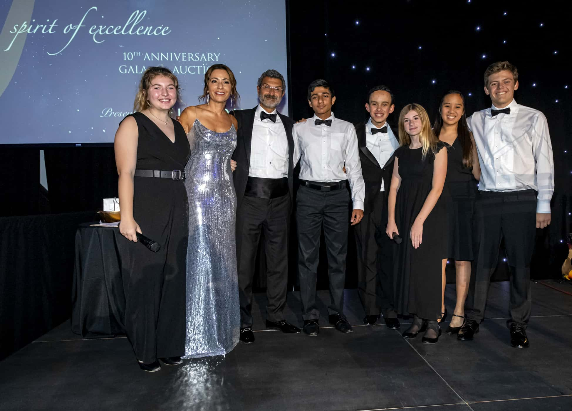 IPSF RAISES A RECORD $1.8 MILLION AT GALA