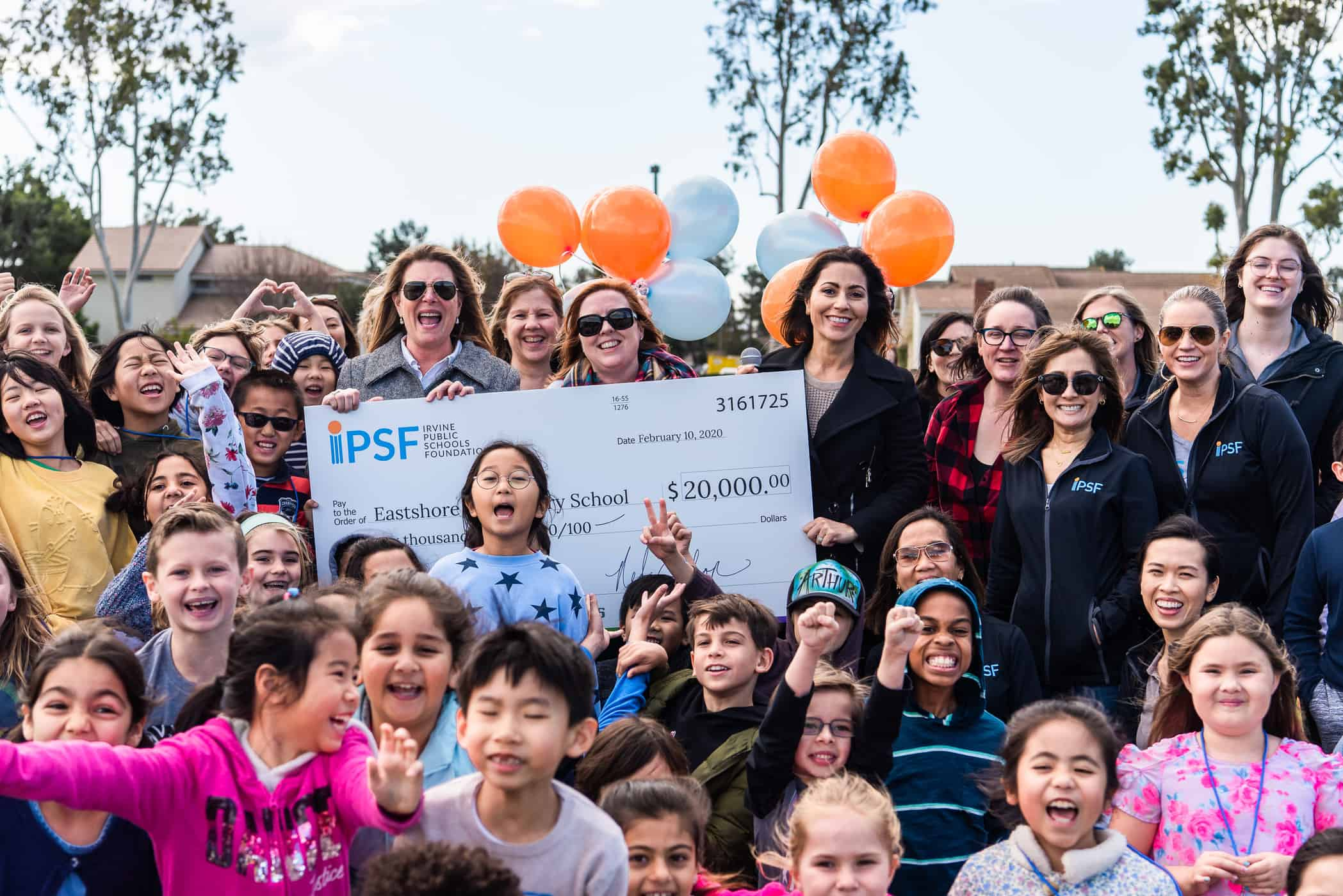 IPSF AWARDS OVER $200,000 IN INNOVATIVE GRANTS